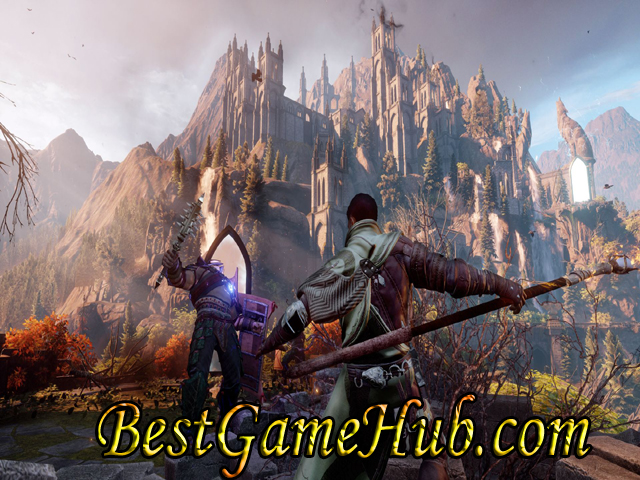 Dragon Age Inquisition Deluxe Edition With Cracked Download Free PC Game