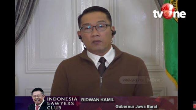 Ridwan Kamil Samakan Dirinya dengan Presiden Korsel: Saya Harus Selamatkan 50 Juta Jiwa