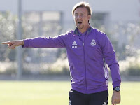 Guti Hernandez Doesn't Want to Train Real Madrid