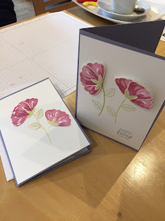 Bunch of Blossoms Birthday Cards