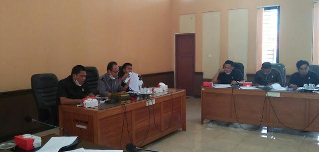 Komisi III DPRD dan Mitra OPD Sinjai Bahas Program Kerja