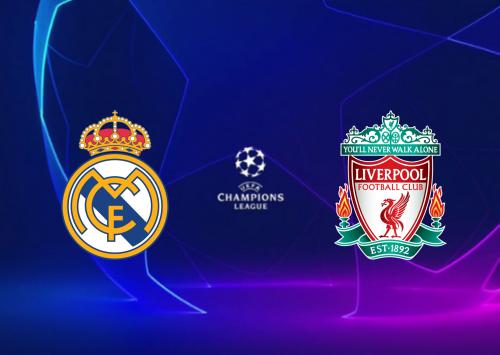 Real Madrid vs Liverpool -Highlights 06 April 2021