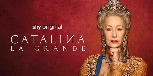 Helen Mirren y 'Catalina la Grande'