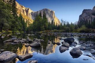 dünya'daki en popüler gezilecek yerler yosemite ulusal parkı