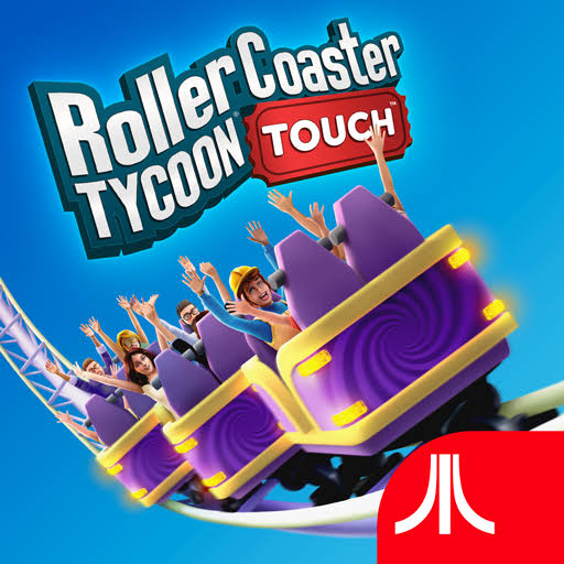 RollerCoaster Tycoon Touch v3.14.4 Apk Mod [Dinheiro Infinito]