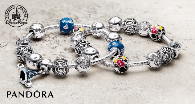New Disney-themed jewelry collection PANDORA