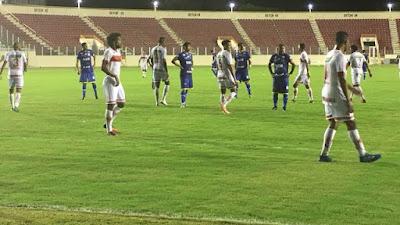 Confiança empata com América-RN em 3 a 3 pela Pré-Copa do Nordeste