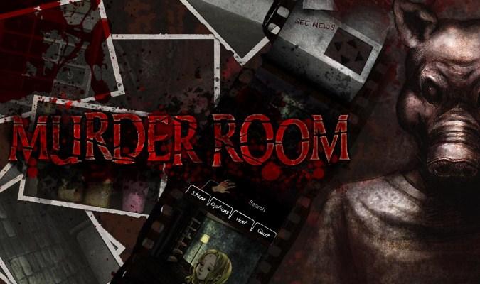 Game Horror untuk Smartphone Android Terbaik - Murder Room