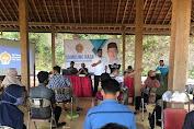 Giat Sambung Rasa Suharwanta Ki Ganjur, Wakil Ketua DPRD DIY  Bersama Warga  Bantul