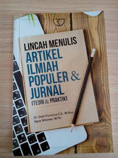 Menulis artikel ilmiah populer dan jurnal