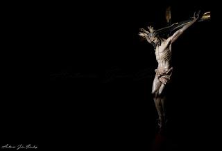 El primer lunes de la Cuaresma de 2021 presidirá el Via+Crucis de las Hermandades de Arcos el Cristo de la Buena Muerte