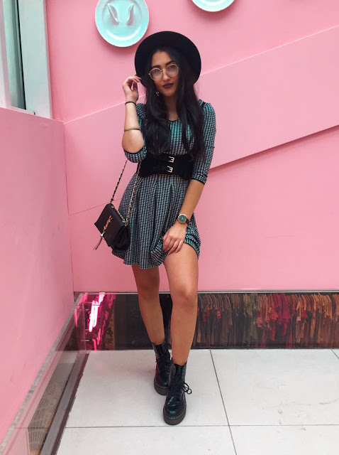 fashion, ootd, vanessa worth, nerd, inspiration, ysl, tallyweijl, dusseldorf, mode blogger