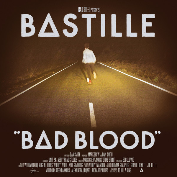 Bastille - Bad Blood Cover