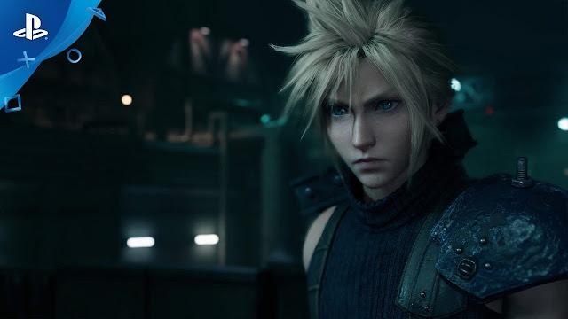 game terbaru rilis tahun 2020 Final Fantasy VII Remake