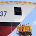 "Offshore Patrol Vessel-6 ""VAJRA"" is launched at Chennai"