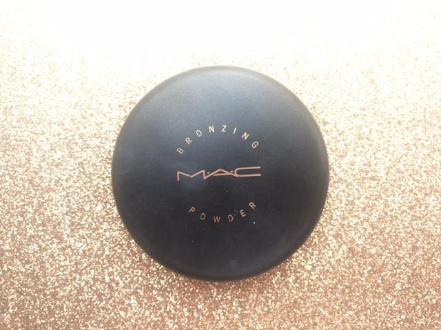 bronzing powder matte bronze mac
