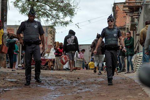 POLÍCIA MILITAR REALIZA REINTEGRAÇÃO DE POSSE EM JACUPIRANGA