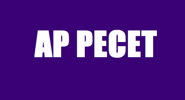 AP PECET 2019 Certificates Verification Dates for Web counseling/web options