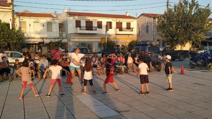 Σαμοθράκη: Ολοκληρώθηκε με επιτυχία το πρόγραμμα «Αθλητικά Μονοπάτια»