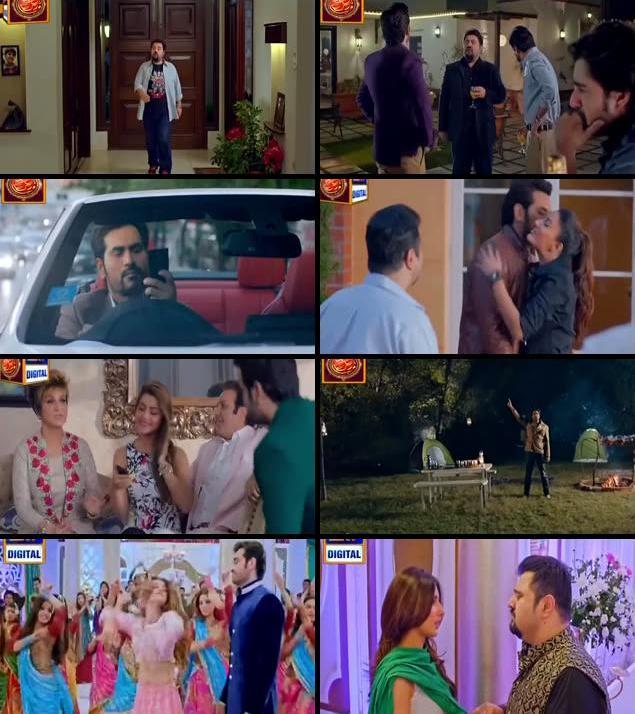 Jawani Phir Nahi Ani 2015 Urdu 720p DTHRip