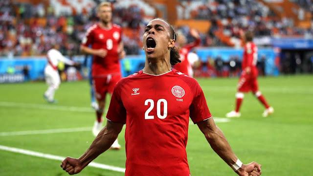 Hasil Peru vs Denmark Skor Akhir 0-1 | Fase Group C World Cup 2018
