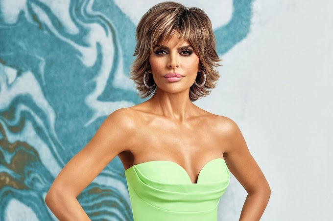 Lisa Rinna Claims QVC Is Trying To Silence Her Political Views!