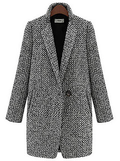 new chic coat