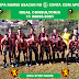 Copa Nambi: Média de gols na 1ª rodada. Ideal Sport Nambi é o 2º melhor ataque