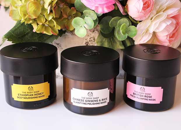 Practica el arte del multimasking con las mascarillas de The Body Shop