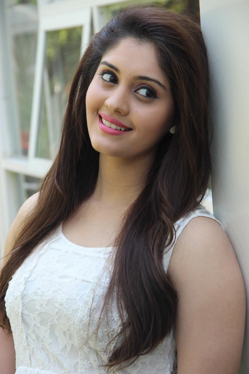 Actress Surabhi Latest Hot Photos In White Dress