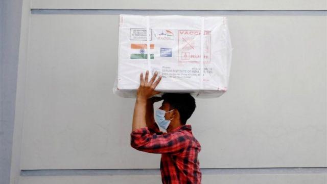 Pakistan is getting Indian Oxford AstraZeneca vaccine