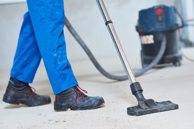 Consejos para hacer una limpieza profunda después de una obra