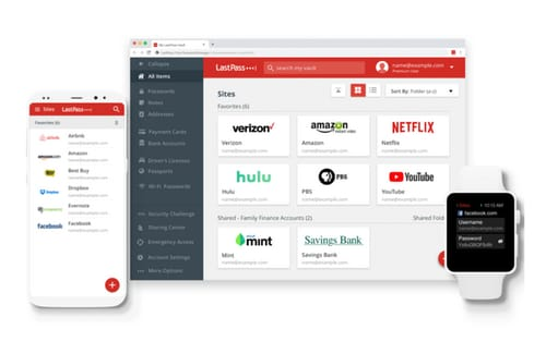 The benefits of LastPass for free users are diminished