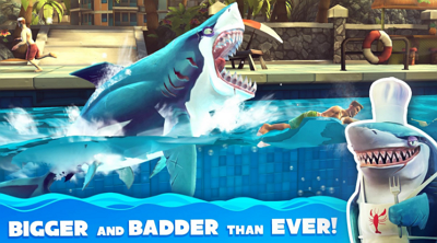 Hungry Shark World 1.2.4 APK DATA Unlimited Money
