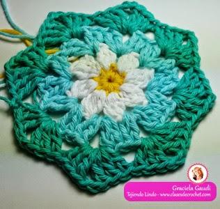 patron crochet gratis, flores crochet