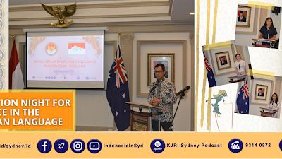 Capai nilai tertinggi Bahasa Indonesia, murid Australia raih penghargaan Lottie Maramis