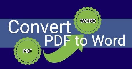Convert PDF to Word on Your Desktop