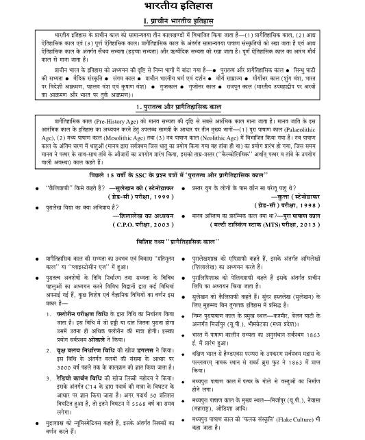 एसएससी सामान्य ज्ञान इन हिंदी पीडीऍफ़ पुस्तक | Samanya Gyan For SSC Exam PDF In Hindi Free Download