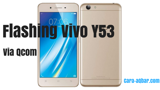 Flash Vivo Y53