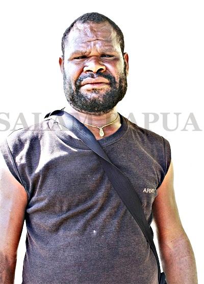 Hasil gambar untuk kepala kampung timika