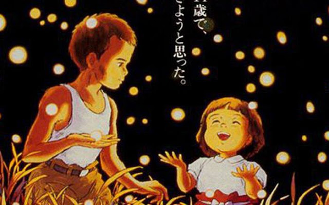 Grave of the Fireflies - ghibli
