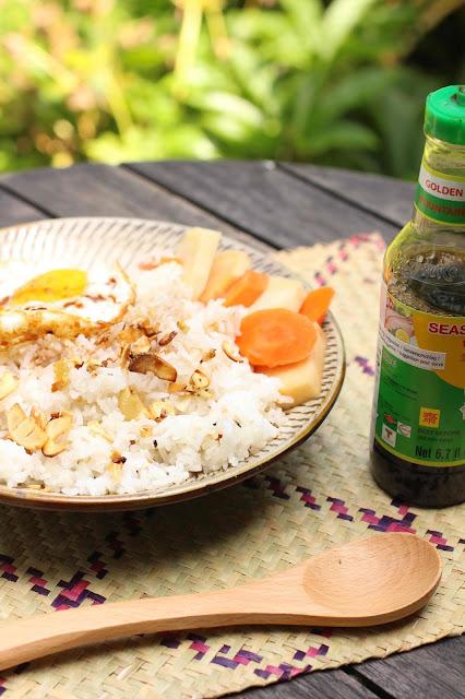 riz a l'ail