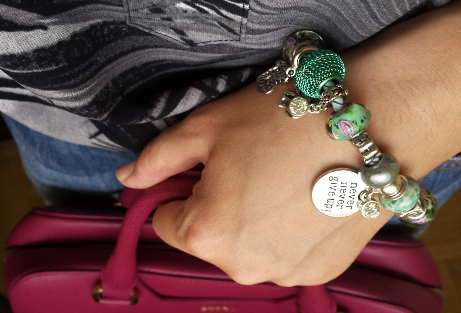 TopArt Jewelry bransoletka modułowa charms, polska biżuteria, blog biżuteryjny, netstylistka