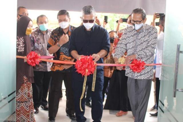 Pangdam I/Bukit Barisan Resmikan APPL Kepri dan PT. SKR Batam
