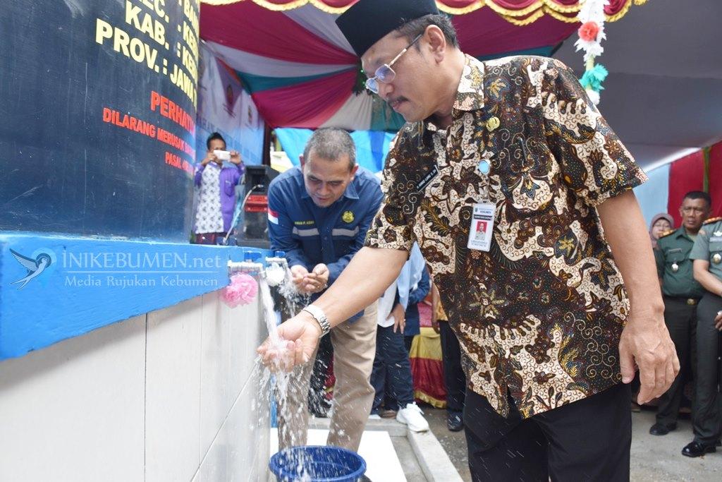 Tiga Desa di Kebumen Terima Bantuan Sumur Bor dari Kementerian ESDM