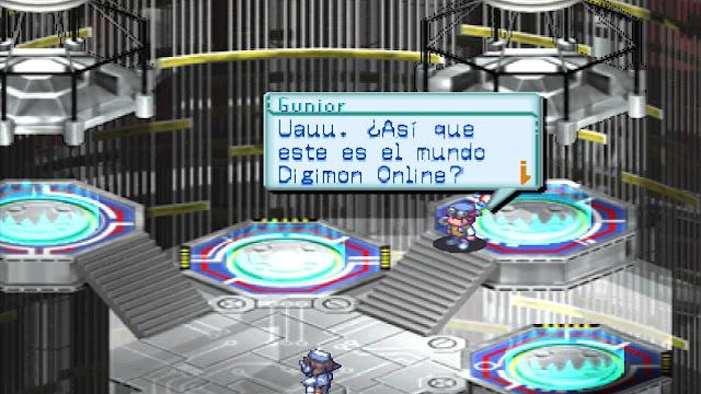 Digimon World 3 - Captura 5