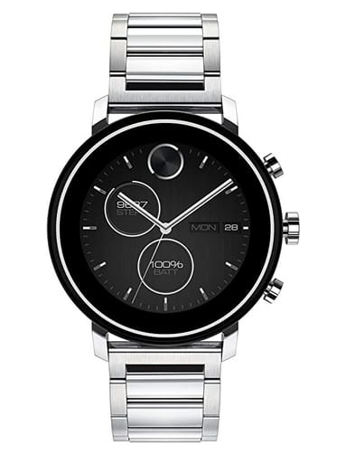 Movado Connect 2.0 Unisex Smartwatch