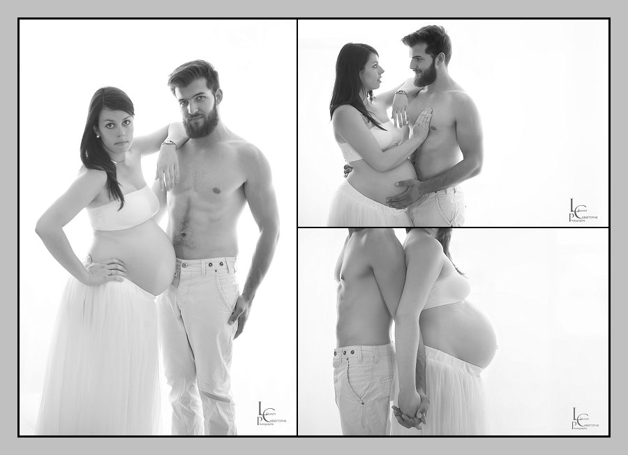 shooting grossesse Saumur - Laurent CHRISTOPHE Photographe
