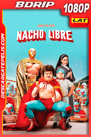Nacho Libre (2006) FULL HD 1080p BDRip Latino – Ingles