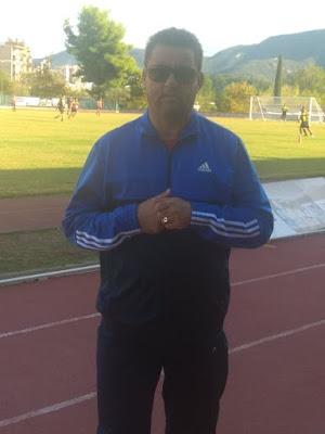 Ο Κώστας Βιρβίλης στην Κεντρική Επιτροπή Σχολικών Αθλητικών Δραστηριοτήτων